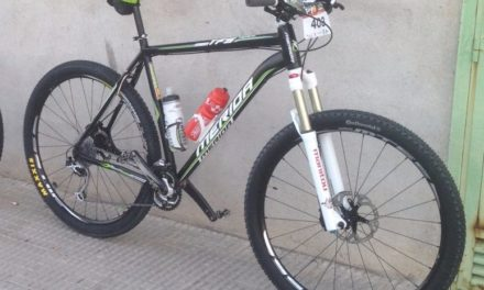 Mi bicicleta: Merida Big Nine