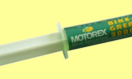 Prueba: grasa Motorex Bike Grease 2000