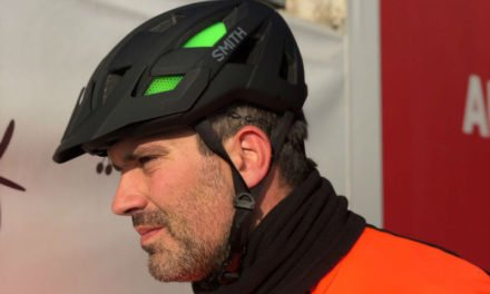 Prueba: casco para mtb Smith Rover